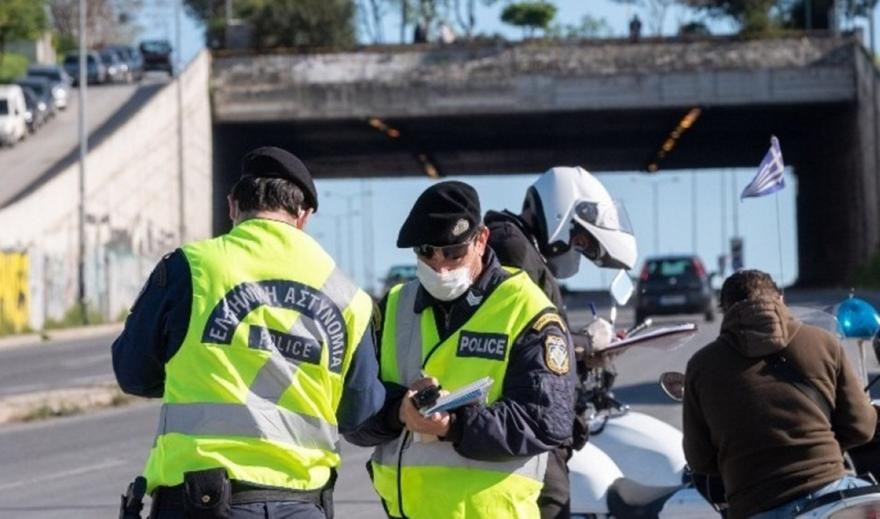 Κορωνοϊός: Συλλήψεις την πρώτη μέρα εφαρμογής των νέων μέτρων