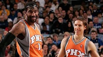 Νας – Αμάρε: Το δίδυμο που έκανε πιο όμορφο το μπάσκετ, ξανά μαζί!