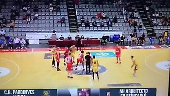 Μπέρδεψαν τα καλάθια οι ομάδες σε αγώνα στην Ισπανία (video)