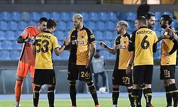 Κετσετζόγλου: «Τρίτο σερί ματς που η ΑΕΚ δέχεται γκολ από γέμισμα»