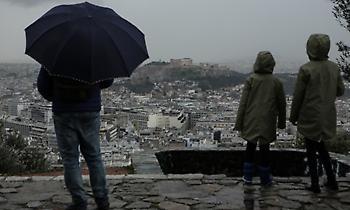Έκτακτο δελτίο ΕΜΥ επικίνδυνων καιρικών φαινομένων για 28η Οκτωβρίου: Πού θα βρέξει