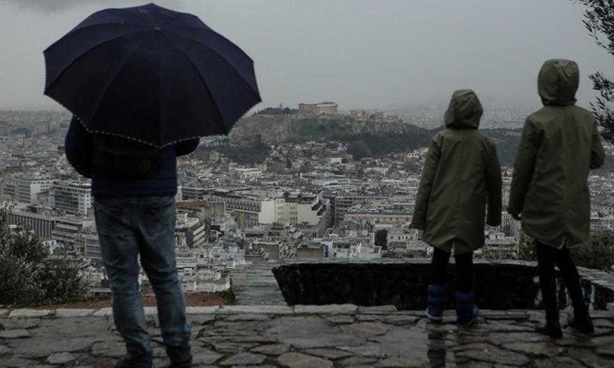 Έκτακτο δελτίο ΕΜΥ για 28η Οκτωβρίου: Που θα βρέξει