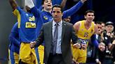 Σφαιρόπουλος: «Είχαμε ατυχία να παίξουμε δύο τελικούς εκτός έδρας με Ολυμπιακό»