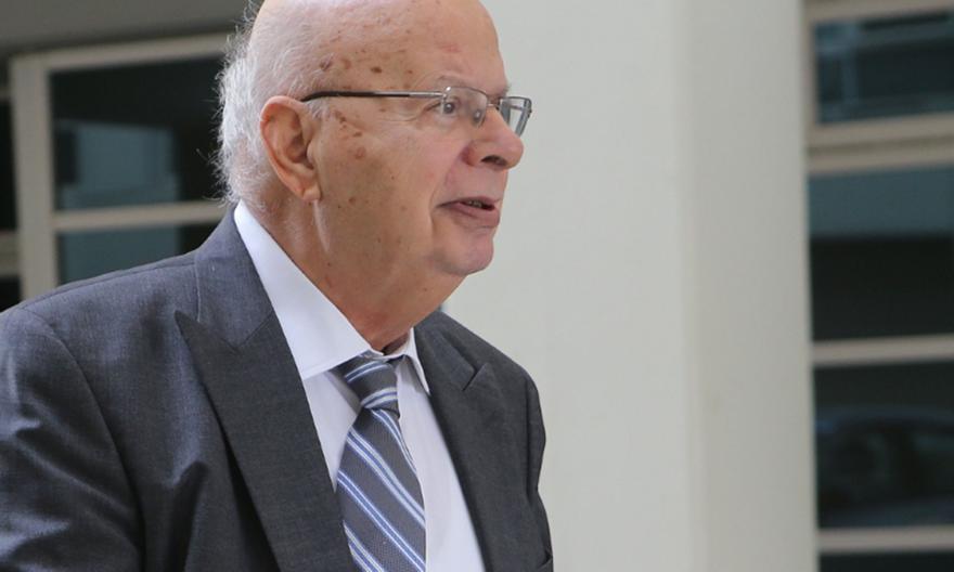 Βασιλακόπουλος: Απάντησε στον Αυγενάκη