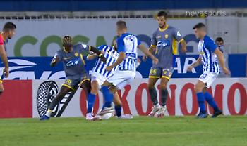Με πέναλτι το 1-0 ο Μανούσος για τον Ατρόμητο (video)