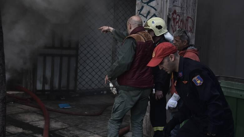 Παλαιό φάληρο: Φωτιά σε εστιατόριο στη λεωφόρο Αμφιθέας