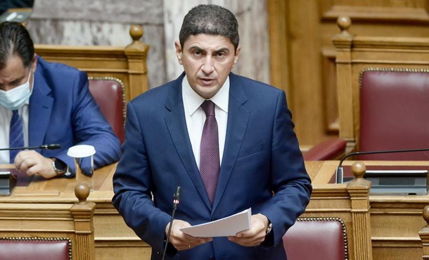 Ανακοίνωση του ΣΥΡΙΖΑ κατά Αυγενάκη