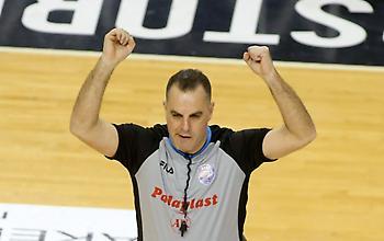 Οι διαιτητές της 2ης αγωνιστικής της Basket League
