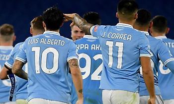 Πέντε κρούσματα κορωνοϊού σε ποδοσφαιριστές της Λάτσιο!