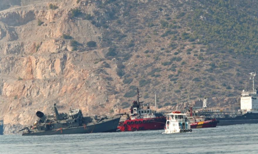 Λιμενικό για «Καλλιστώ»: Προκλήθηκε θαλάσσια ρύπανση