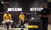 ΑΕΚ: Παιχνίδι γνώσεων με νικητή τον Χρυσικόπουλο (video)
