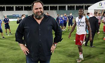 Στο Οπόρτο με τον Ολυμπιακό ο Μαρινάκης