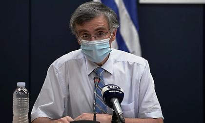 Παρέμβαση Tσιόδρα: Προσπαθούμε να αποφύγουμε το ολικό lockdown, μόνη επιλογή η μάσκα (video)