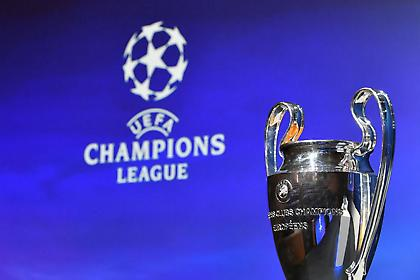 Champions League λεπτό προς λεπτό