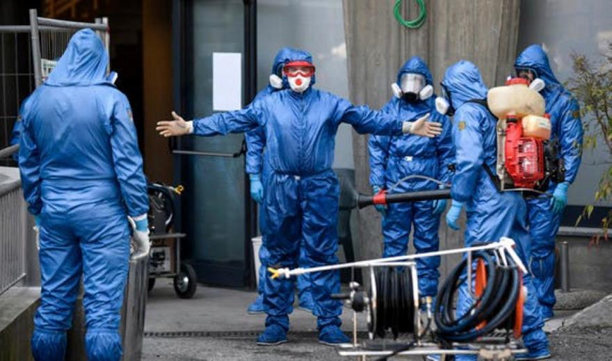 Ιταλία-Κορωνοϊος: 221 οι νεκροί σε 24 ώρες