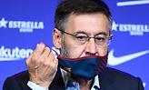 Παραιτήθηκε ο Μπαρτομέου από την προεδρία της Μπαρτσελόνα
