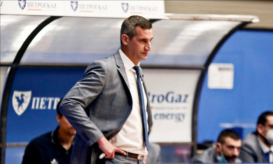 Παπανικολόπουλος: «Το παιχνίδι κρίθηκε στα ποσοστά μας στην επίθεση»