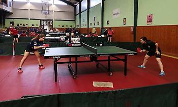 Στην Ελευσίνα το Πανελλήνιο Πρωτάθλημα πινγκ πονγκ Νέων ανδρών-Νέων γυναικών