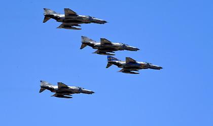 Επέτειος 28η Οκτωβρίου: Πτήσεις αεροσκαφών και ελικοπτέρων σε όλη την Ελλάδα