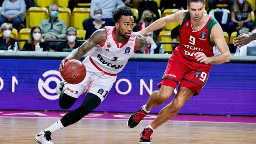 Eurocup: Μονακό-Λοκομοτίβ Κουμπάν 72-88