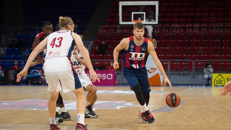 ACB: Μπασκόνια-Μανρέσα 87-68