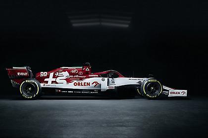 Συνεχίζουν μαζί Alfa Romeo και Sauber
