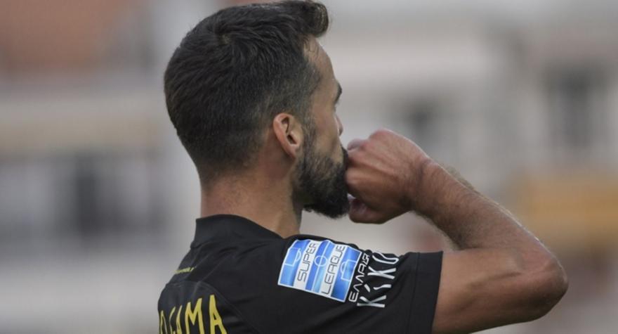 Σούπερ Λίγκα: Το γκολ του Γκάμα ξεχώρισε στην 5η αγωνιστική