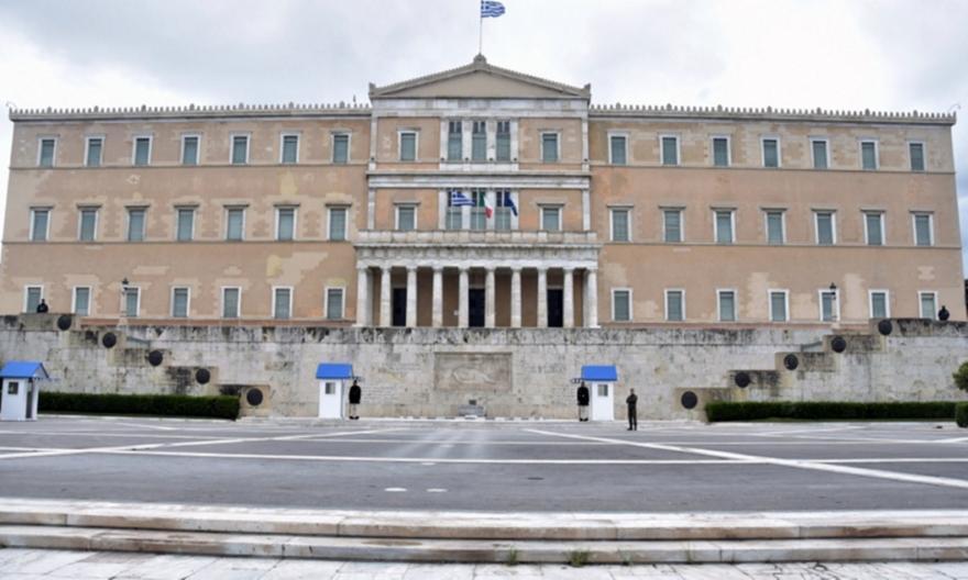 Βουλή: Με θερμομέτρηση από εβδομάδα η είσοδος στη Βουλή