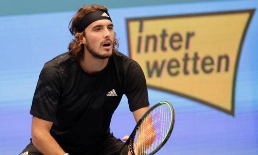 Τουρνουά τένις Βιέννης: Τσιτσιπάς-Ντιμιτρόφ 1-2 σετ