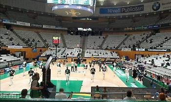 Χωρίς κόσμο τα ευρωπαϊκά ματς μπάσκετ στην Ισπανία