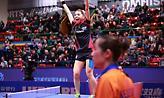 Αναβλήθηκε το Ευρωπαϊκό Τοπ 16 της επιτραπέζιας αντισφαίρισης