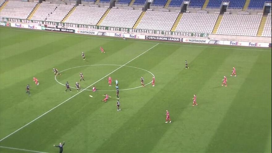 Europa League: Τα κορυφαία γκολ της 2ης αγωνιστικής