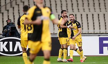Κετσετζόγλου: «Απογοητευτικά τα γκολ που έφαγε, αλλά έδειξε ότι μπορεί να γίνει καλή ομάδα η ΑΕΚ»