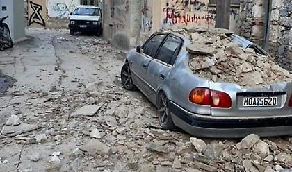 Σάμος-Σεισμός: Μετασεισμοί, 3 τσουνάμι, τραυματισμοί, ζημιές σε σπίτια, δρόμους