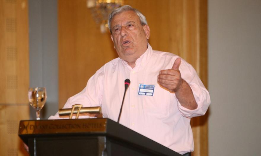 Ποιος είναι ο Σταύρος Ψαρόπουλος που κατεβαίνει υποψήφιος στην ΕΠΟ