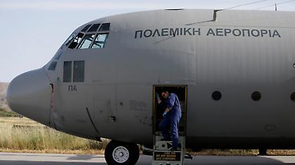 Σεισμός: C-130 στη Σάμο για τη μεταφορά 14χρονου πολυτραυματία στην Αθήνα