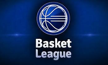 Λειψή αγωνιστική στην Basket League