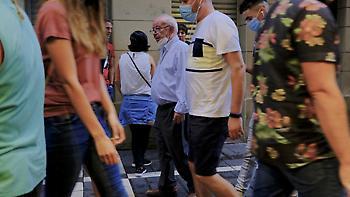 Ισπανία: Νέο αρνητικό ρεκόρ με πάνω από 25.000 κρούσματα σε 24 ώρες