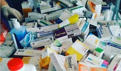 Όλοι Μαζί Μπορούμε: Συγκεντρώσαμε 81 κιβώτια με φάρμακα και υγειονομικό υλικό