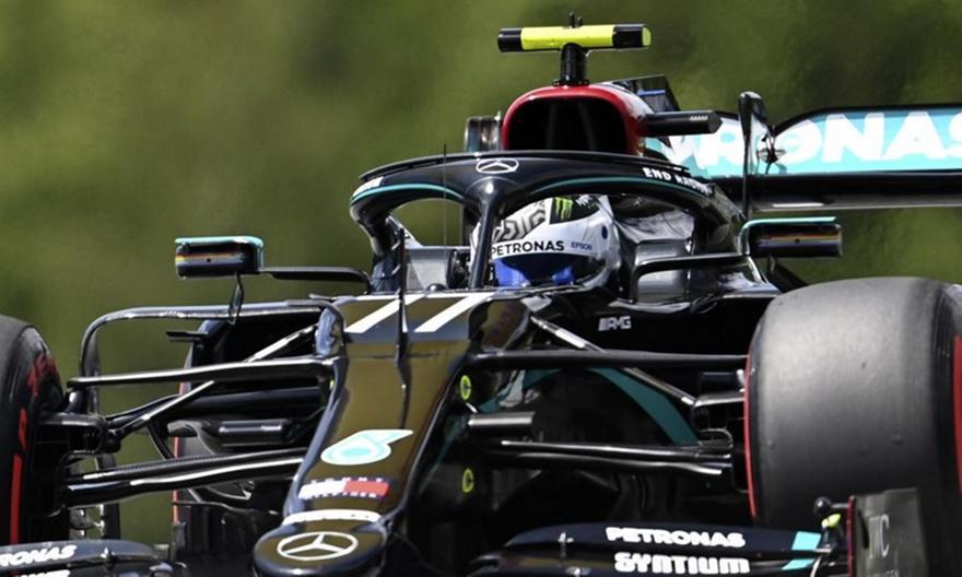 Formula 1: Pole για Μπότας στην Ίμολα