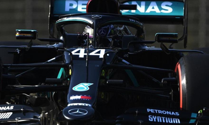 Πρωταθλήτρια για 7η συνεχόμενη φορά η Mercedes!