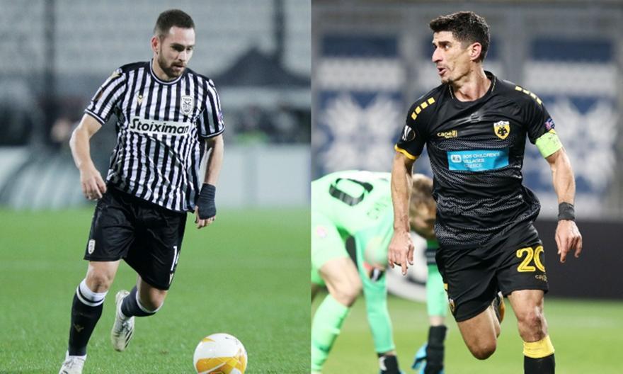 Europa League: Στην καλύτερη ενδεκάδα Μάνταλος και Ζίβκοβιτς