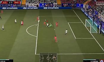 Το πιο απίθανο γκολ στο FIFA 21 με σκόρερ τον Ντε Χέα (video)