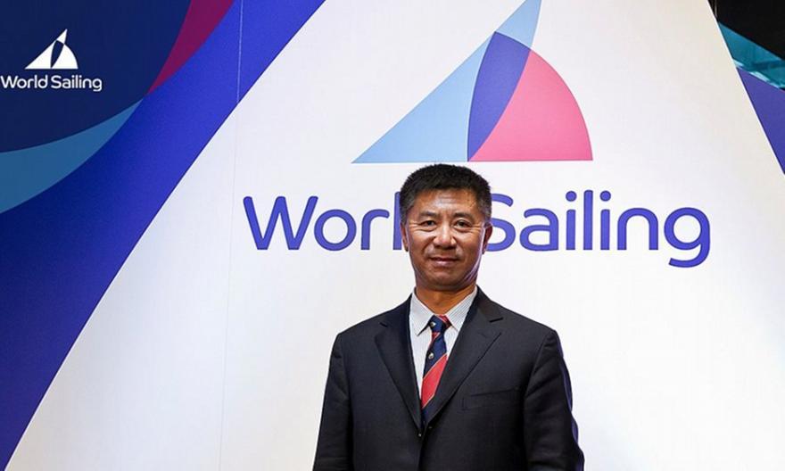 O Κινέζος Quanhai Li είναι ο νέος πρόεδρος της World Sailing