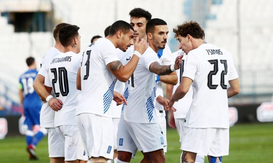 Ελλάδα-Κύπρος 2-1