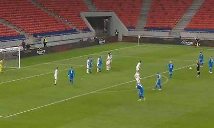 Η γκέλα του γκολκίπερ που έβαλε μπροστά την Ισλανδία! (video)