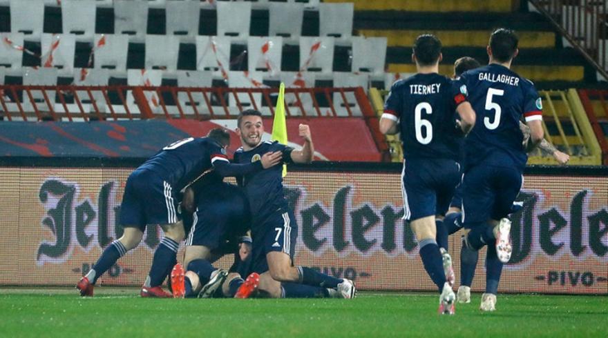 Εκτέλεσε την Σερβία και πήρε το εισιτήριο η Σκωτία!