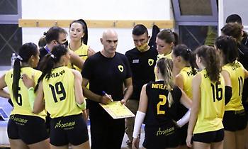ΑΕΚ: «Δεν πιέσαμε κανέναν για την επανέναρξη της Volley League γυναικών»