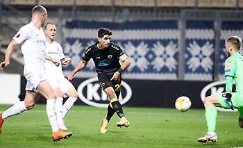Υποψήφιος για το γκολ της αγωνιστικής στο Europa League ο Μάνταλος