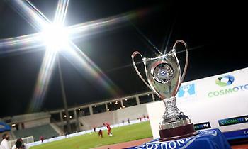 Στον αέρα το Κύπελλο Ελλάδας